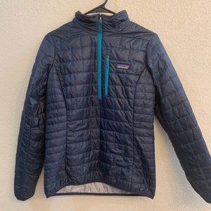 Patagonia Women's Nano Puff Pullover Jacket